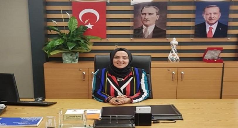Serpil Yılmaz Ankara Yolunda
