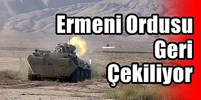 Ermeni Ordusu Geri Çekiliyor