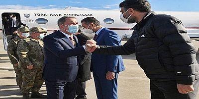Savunma Bakanı Hulusi Akar Kartepe'de