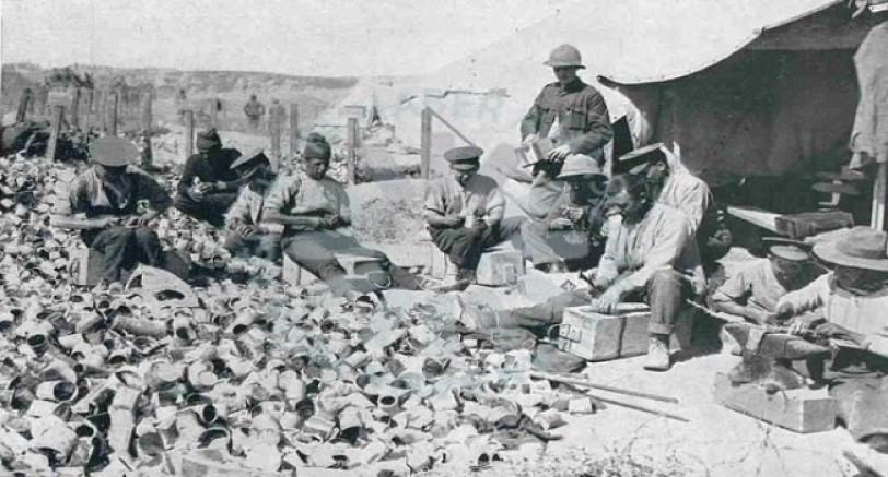 Tarihte Can Alan El Bombaları