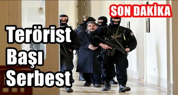 Terörist Salih Müslüm Serbet Bırakıldı