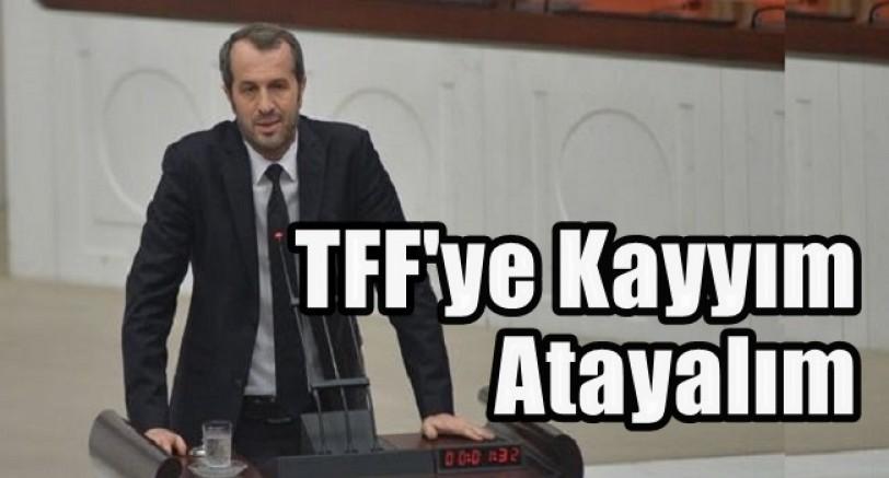 TFF'ye Kayyım Atansın