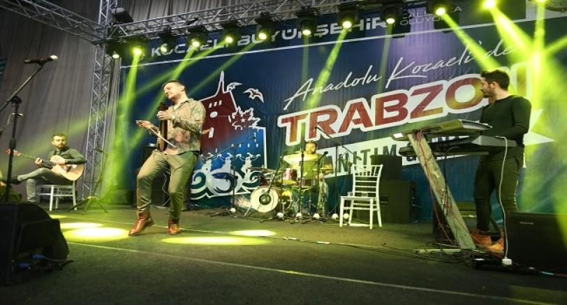 Trabzon Tanıtım Günlerine Büyük İlgi