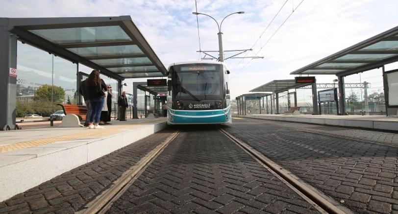 Tramvay'da İlk 20 Km Tamamlandı