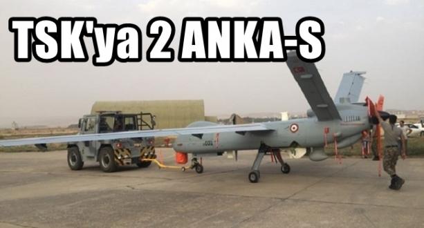 TSKya 2 ANKA-S Daha