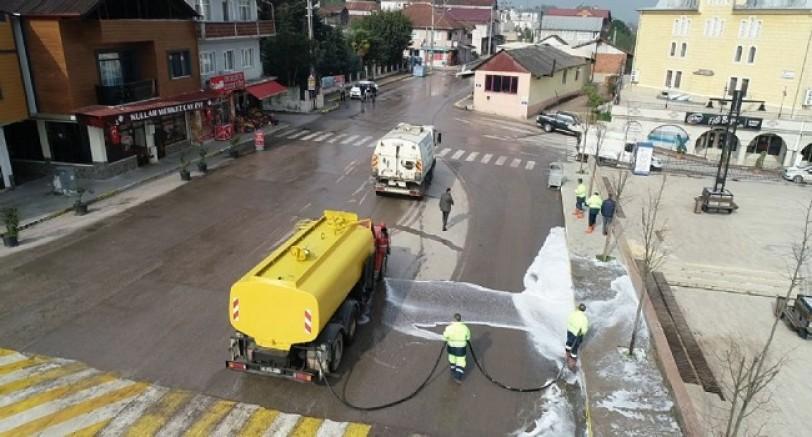 Tüm Sokaklarda Hummalı Çalışma