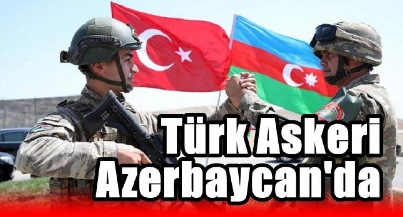 Türk Askeri Azerbaycan'da