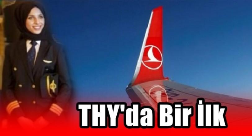 Türk Hava Yolları'nda Bir İlk