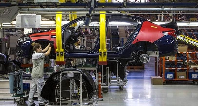 Türkiye'de Üretilen Araçların Yüzde 39'u Kocaeli'de