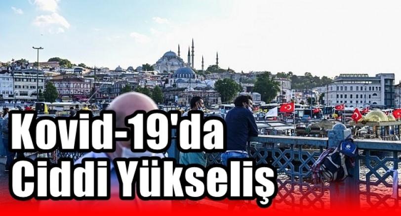 Türkiye'de Vaka Sayısında Ciddi Artış