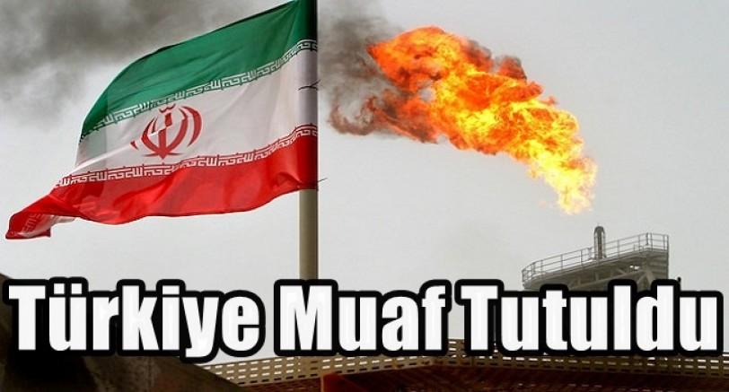 Türkiye Muaf Tutuldu