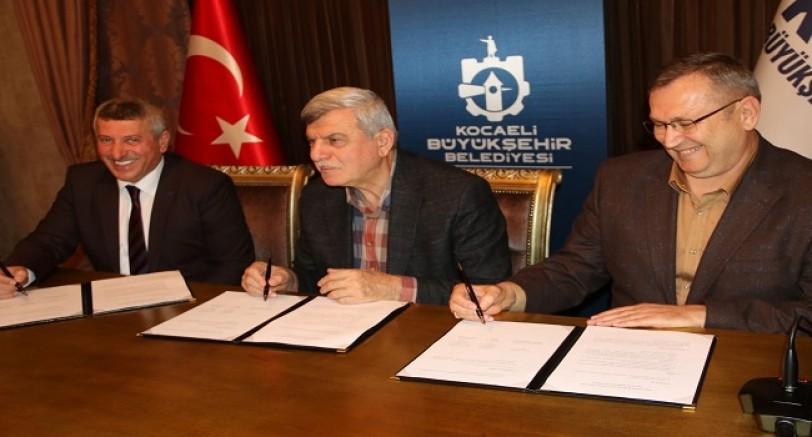 Ulaşımda Ücretsiz Aktarma Protokolü İmzalandı