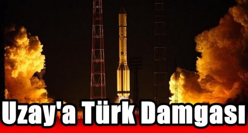 Uzay'a Türk Damgası