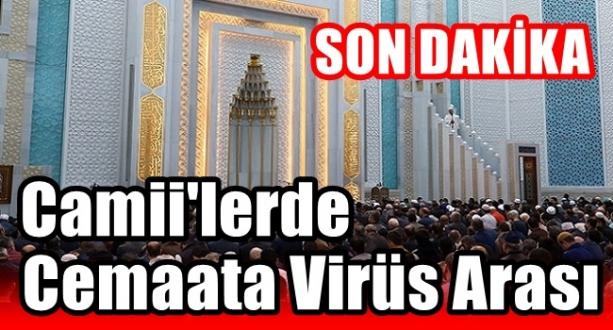 Ve Camilerde Cemaat İle Namaz Kılınmayacak