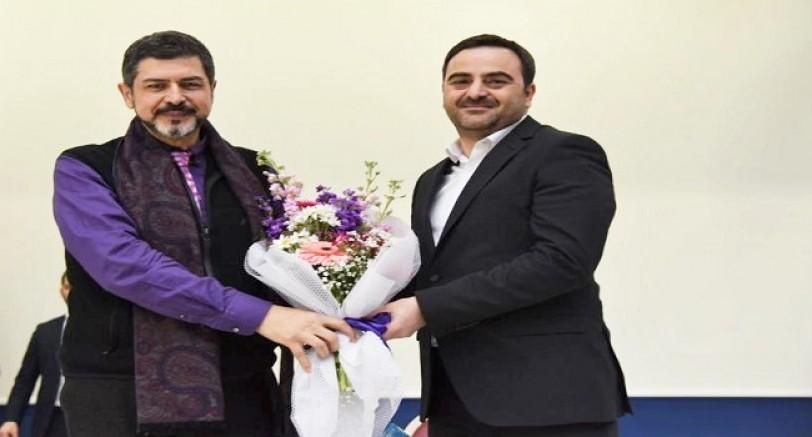 Yazar Fatih Çıtlak Başiskele'ye Konuk Oldu