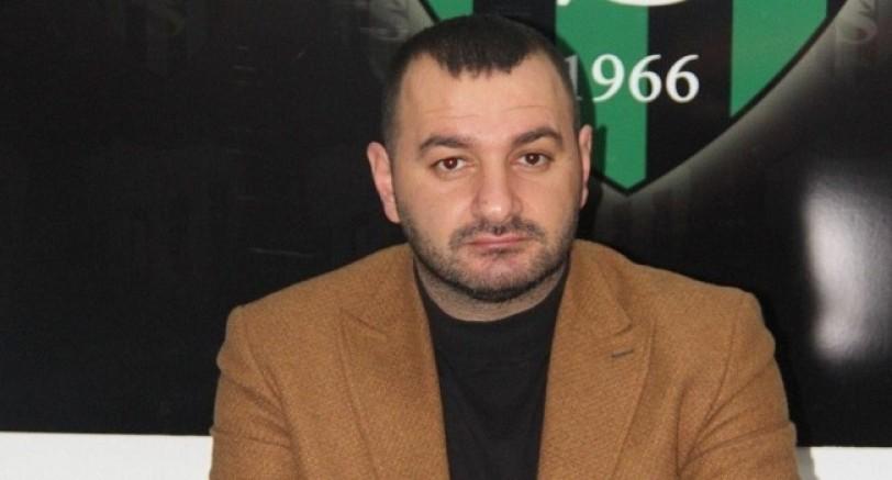 Yılmaz 'Kocaelispor'un Saffet Sancaklı'ya Borcu Bitmez'