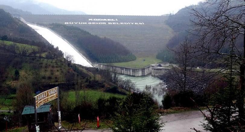 Yuvacık Barajı Doldu Kapaklar Açıldı