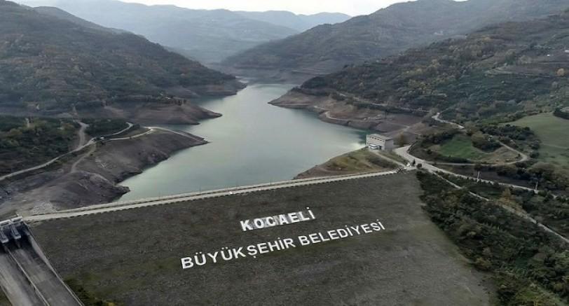Yuvacık Barajında Doluluk Oranı Yüzde 80'i Geçti