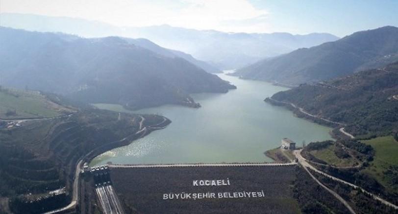 Yuvacık Barajında Su Seviyesi Yüzde 86