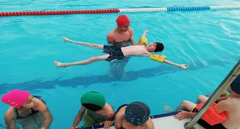 Yüzme Bilmeyen Kalmayacak